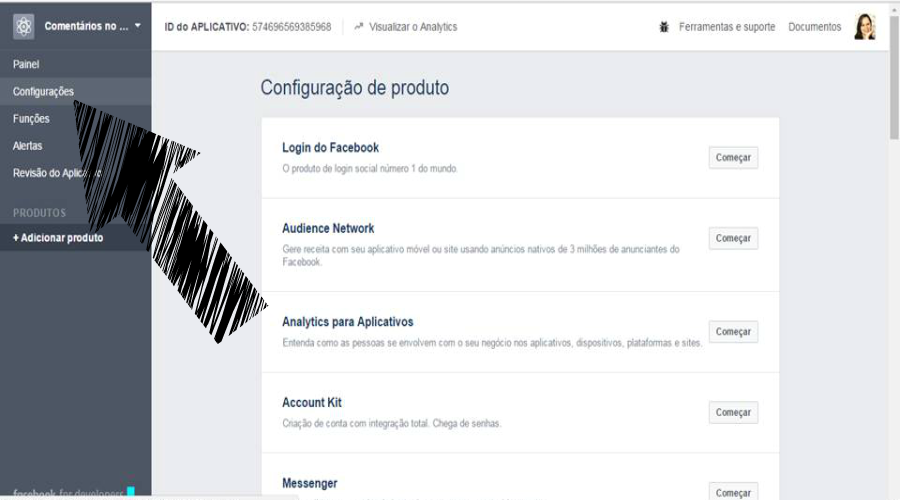 Como colocar comentarios do Facebook no blog